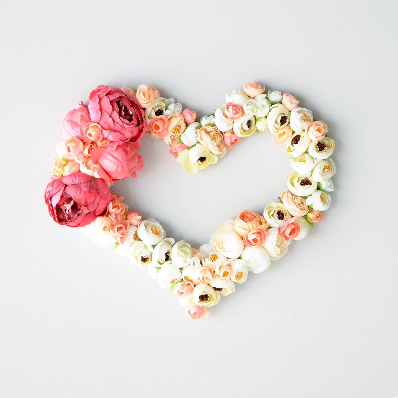 Valentines heartbeat decor
