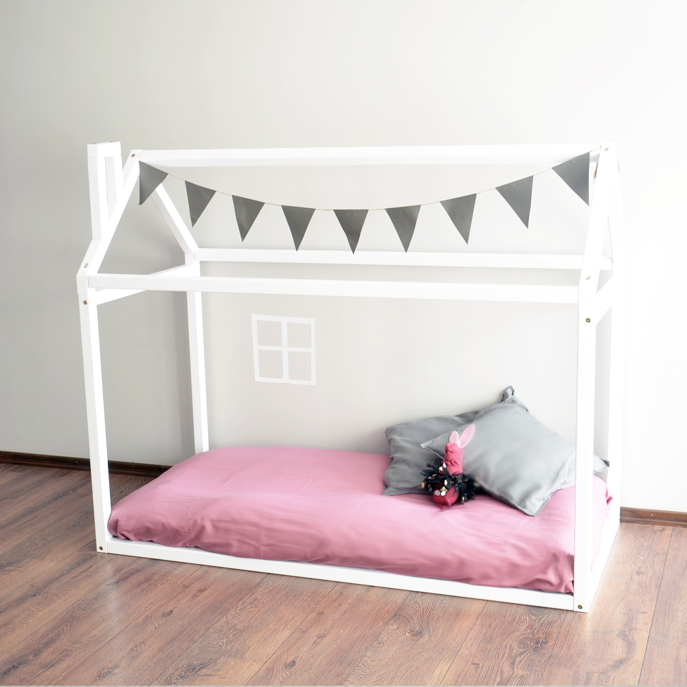 Black And Pink Baby Room
