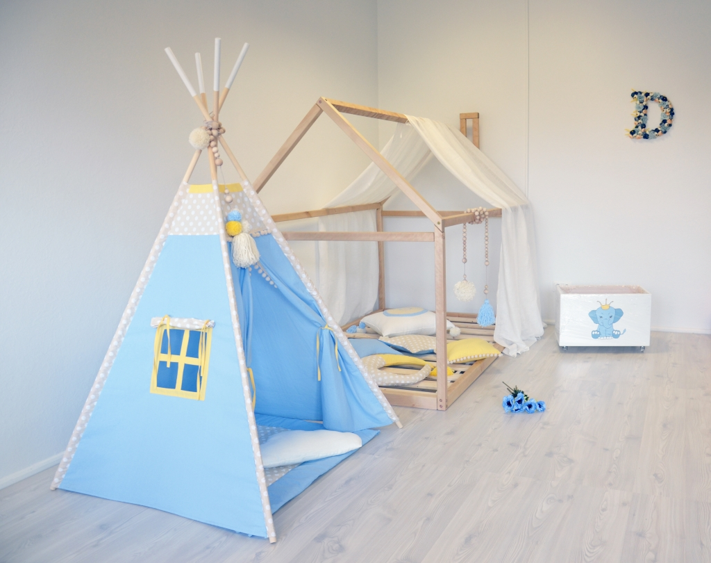 Toddler Room for Denis