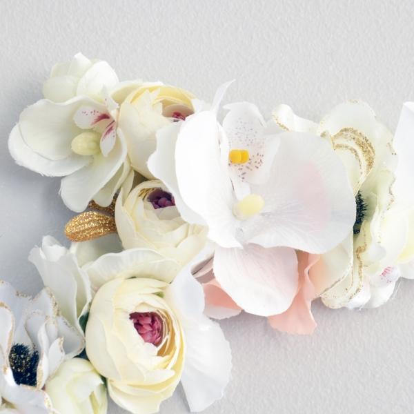 Floral letter monogram